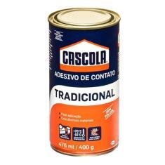 Imagem de Cola Contato Cascola 400g Sapateiro Artesanato Marceneiro