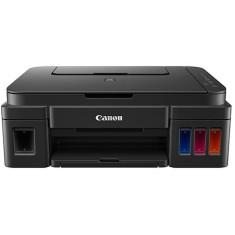 Impressora Multifuncional Canon PIXMA MaxxTinta G3100 Tanque de Tinta Colorida Sem Fio
