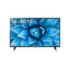 "Smart TV LED 43"" LG ThinQ AI 4K 43UN7300PSC 3 HDMI"