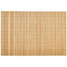 Imagem de Jogo Americano Bambu Cru com 4 Peças
