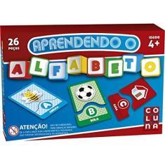 Imagem de Brinquedo Pedagogico Aprendendo o Alfabeto 26PCS