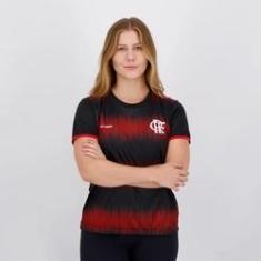 Imagem de Camisa Flamengo Part Feminina