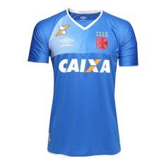 a0daabb437 Camisa Vasco da Gama 2017 18 Goleiro Masculino Umbro