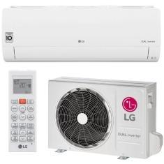 Imagem de Ar-Condicionado Split LG 12000 BTUs Quente/Frio S4-Q12JA31F