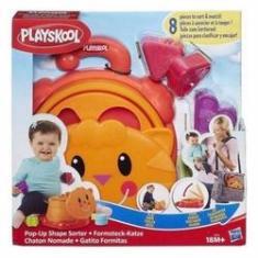 Imagem de Brinquedo Playskool Gatinho Com Formas