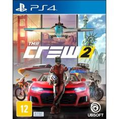 Jogo The Crew 2 PS4 Ubisoft
