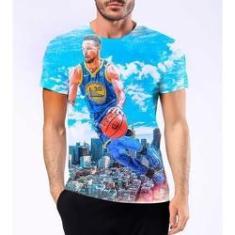 Imagem de Camiseta Personalizada Golden State Stephen Curry Brinquedo