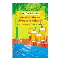 Imagem de Assassinato na Literatura Infantil - Uma Aventura da Turma do Gordo - Marinho, Joao Carlos - 9788526010154