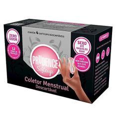 Imagem de Coletor Menstrual Prudence Softcup Com 4 Unidades