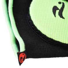 Imagem de Cotoveleira Futsal Infantil Realtex RX0225V Verde