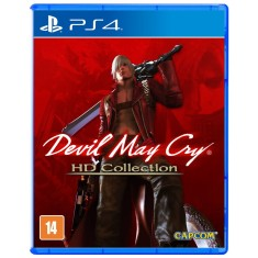 Jogo Devil May Cry HD Collection PS4 Capcom