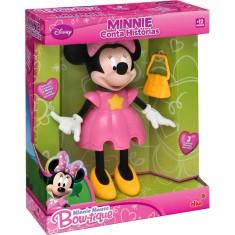 Imagem de Boneca Disney Minnie Conta Histórias Elka