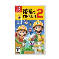 Jogo Super Mario Maker 2 Nintendo Nintendo Switch
