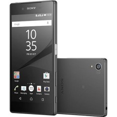 Smartphone Sony Xperia Z5 32GB Qualcomm Snapdragon 810 23,0 MP Android 5.1 (Lollipop) 3G 4G Wi-Fi