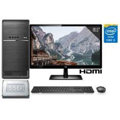 "PC EasyPC 27236 Intel Core i5 8 GB 240 Linux 19,5"""