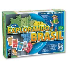 Imagem de Jogo Explorando o Brasil Grow