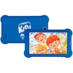 "Imagem de Tablet Philco Kids PTB7RSG 16GB 3G 7"" 2 MP Android 9.0 (Pie)"