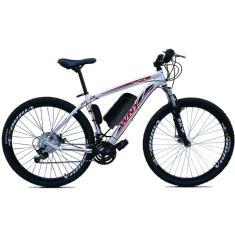 Imagem de Bicicleta Elétrica TecBike 21 Marchas Aro 29 Suspensão Dianteira Freio a Disco Hidráulico Tec Ultra 350w