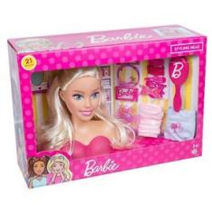 Imagem de Boneca Barbie Busto  Pupee 1255