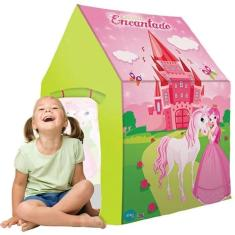 Imagem de Barraca Divertida Infantil Castelo Encantado Bang Toys