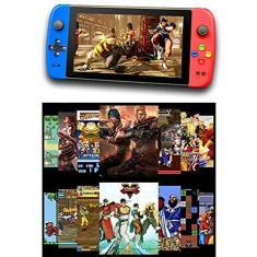 Imagem de Console Retro Arcade 2000 Mini Game Jogos Grandes Clássicos Hdmi Psp Portátil 8203 Luuk Young ()