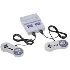 Videogame Similar Super Nintendo Classic Edition 02 Controle E 500 Jogos Similar Nintendo