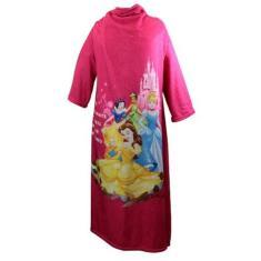 Imagem de Cobertor Com Mangas Princesas - Princesas Da Disney