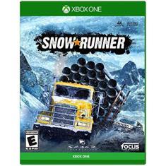 Imagem de Jogo Snowrunner Xbox One Focus