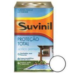 Imagem de Tinta Acrilica Proteção Total Fosco  18 Litros - 50345843 - Suvinil