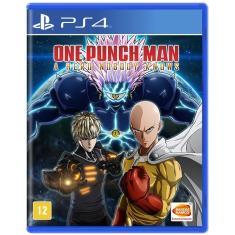 Jogo One Punch Man: A Hero Nobody Knows PS4 Bandai Namco