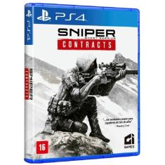 Jogo Sniper Ghost Warrior Contracts PS4 CI Games