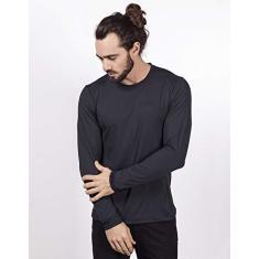 Imagem de Camisa UV Masculina com Proteção Solar Manga Longa Fresh (GG, )