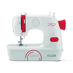 Imagem de Máquina De Costura Elgin Pop  E  Bl-1009 – Bivolt