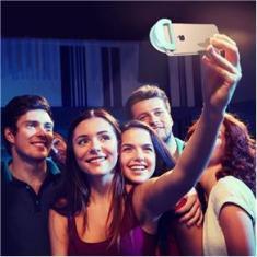 Imagem de Luz De Selfie Light Ring Anel Led Flash Celular Tablet telefone cores