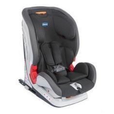 Imagem de Cadeira para Auto Chicco Youniverse com Isofix (9 à 36kg) - Jet Black