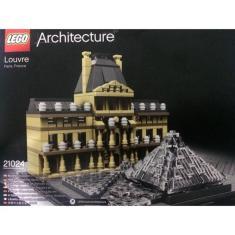 Imagem de Lego Architecture Louvre-manual De Instrução