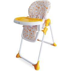 Imagem de Cadeira De Alimentação Baby Meal Laranja Da Dican (dc3664)