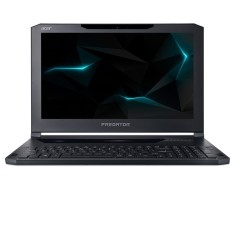 "Notebook Acer Predator Triton 700 Intel Core i7 7700HQ 7ª Geração 32GB de RAM SSD 512 GB 15,6"" GeForce GTX 1080 Windows 10 PT715-51-77DD"