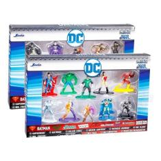 Imagem de Nano Metalfigs Dc 20 Miniaturas Em Metal Die Cast Aquaman