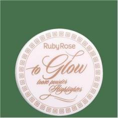 Imagem de Ruby Rose To Glow 02 Fancy - Pó Iluminador 8,5G