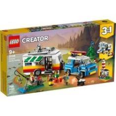 Imagem de Lego Creator 31108 - Ferias em Familia no Trailer