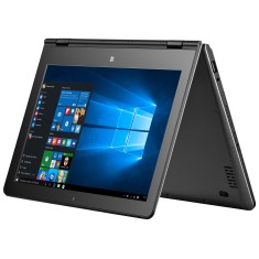 "Notebook Conversível Multilaser Intel Atom 2GB de RAM eMMC 32 GB 11,6"" Touchscreen Windows 10 M11W"