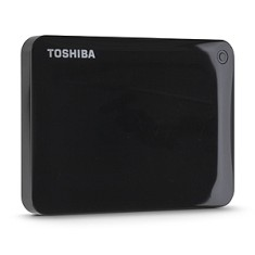 HD Externo Portátil Toshiba Canvio Connect II HDTC805 500 GB