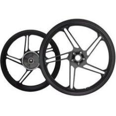 Imagem de Roda Moto Liga Leve Modelo 150 2014 Titan Fan 125 150 160