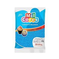 Imagem de Confeito Miçanga  Mil Cores 500g - Mavalério