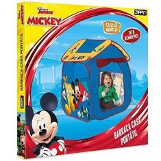 Imagem de Barraca Infantil Zippy Toys Mickey Club House Azul - 6376