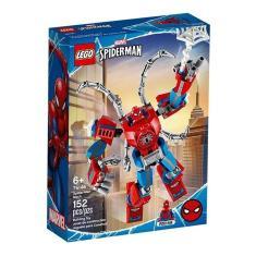 Imagem de Lego Super Heroes Robô Spider-man Disney Marvel 76146