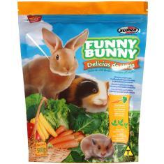 Imagem de Funny Bunny Ração Para Coelhos E Pequenos Roedores 500 G