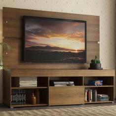 Imagem de Rack com Painel Sobreposto para TV até 65 Polegadas Madesa Everest - R