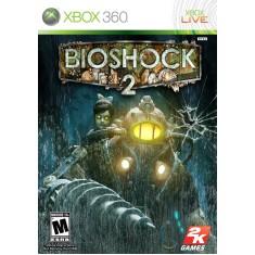 Jogo Bioshock 2 Xbox 360 2K